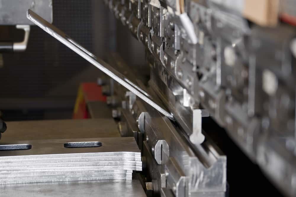 CNC Industrial brake press
