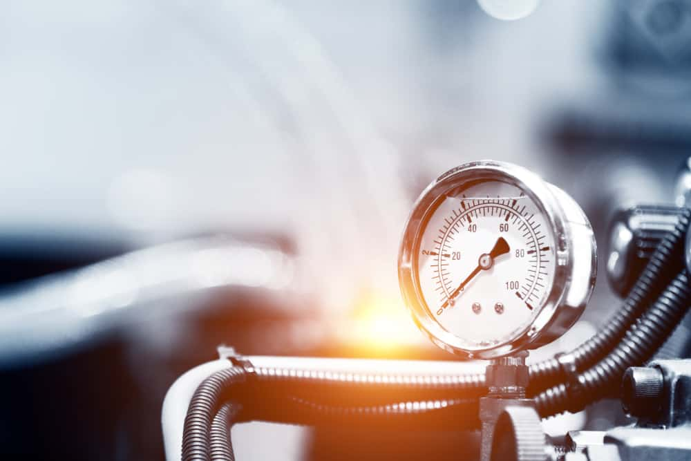 Hydraulic Pressure device