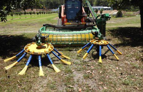 Macadamia Harvester