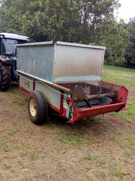 Spreader Trailer